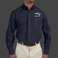Patriot - M510 Harriton Men's 3.1 oz. Essential Poplin
