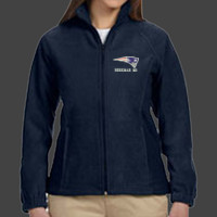Patriot - M990W Harriton Ladies' 8oz. Full-Zip Fleece