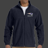 Patriot - M990 Harriton Men's 8oz. Full-Zip Fleece