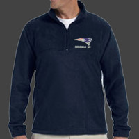 Patriot - M980 Harriton Quarter-Zip Fleece Pullover