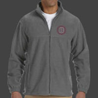 Medallion - M990 Harriton Men's 8oz. Full-Zip Fleece